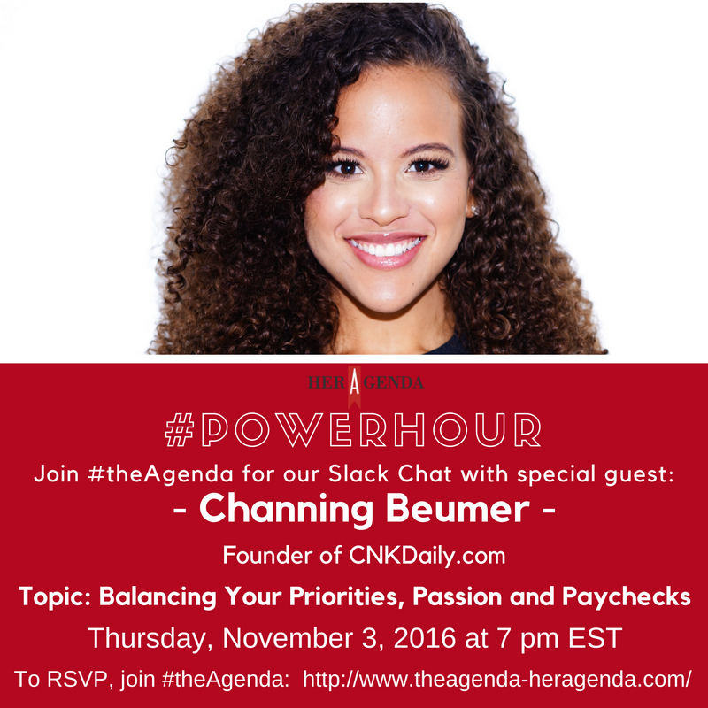 PowerHour Chat - CB