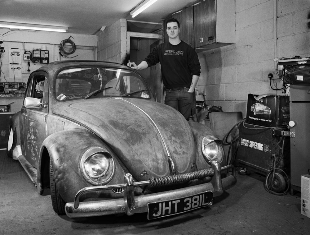 Joel - 1972 Volkswagen Beetle