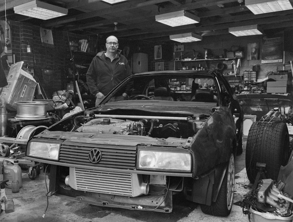 Graham - 1990 Volkswagen Corrado
