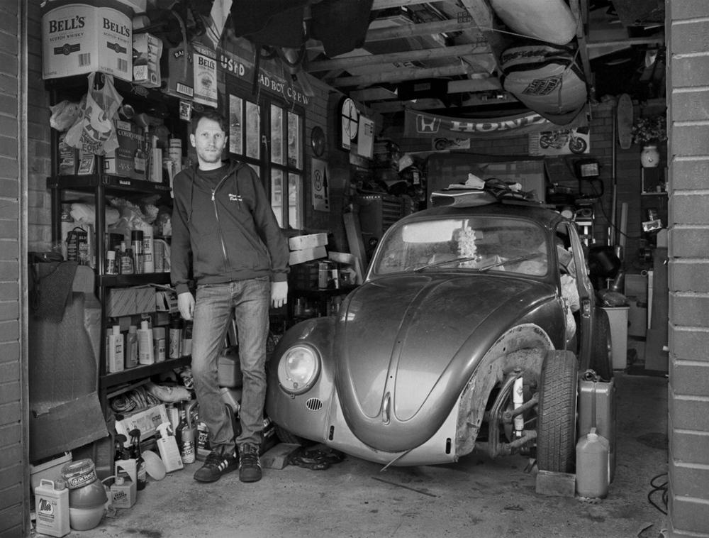 Kevin - 1973 Volkswagen Beetle
