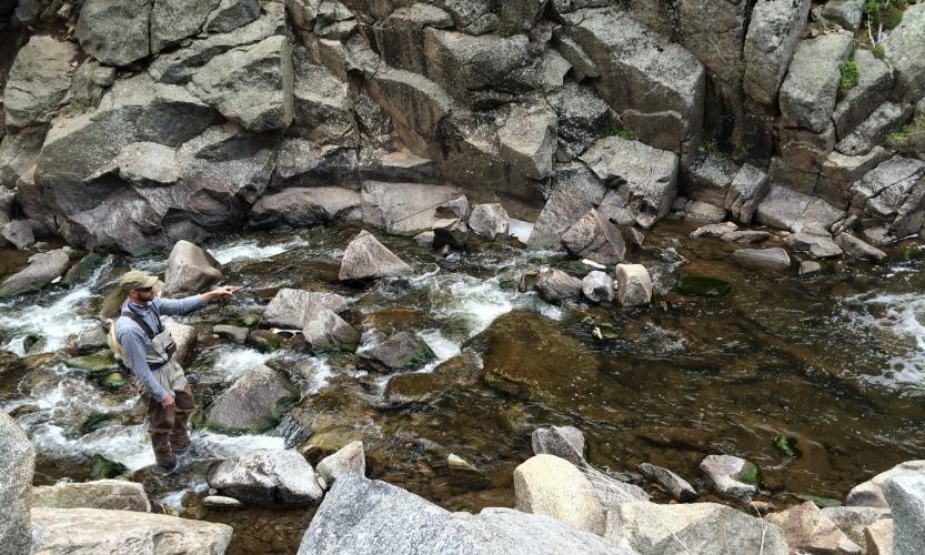 Jeff Tenkara Boulder Creek