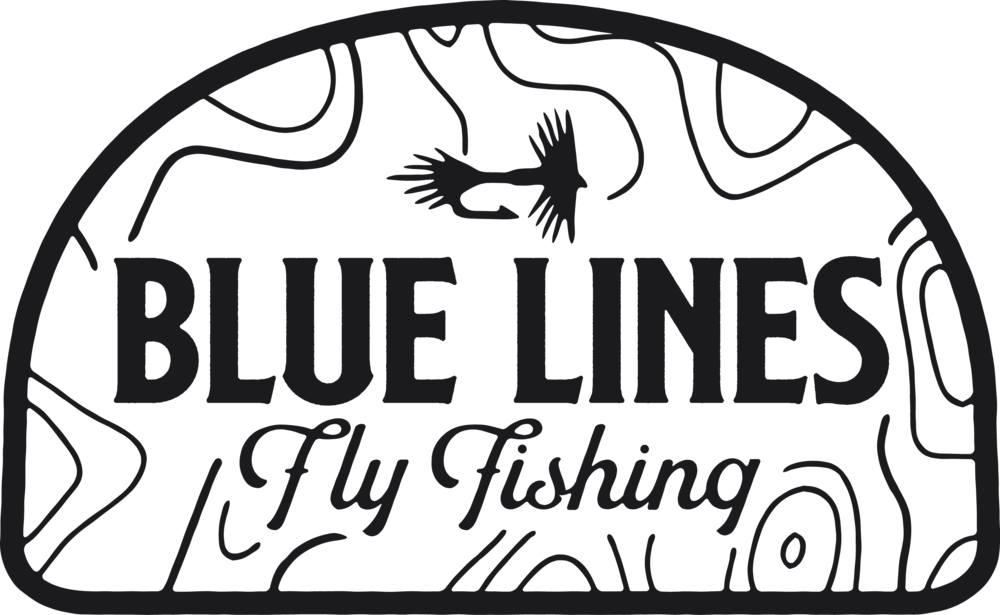 Blue Lines Fly Fishing
