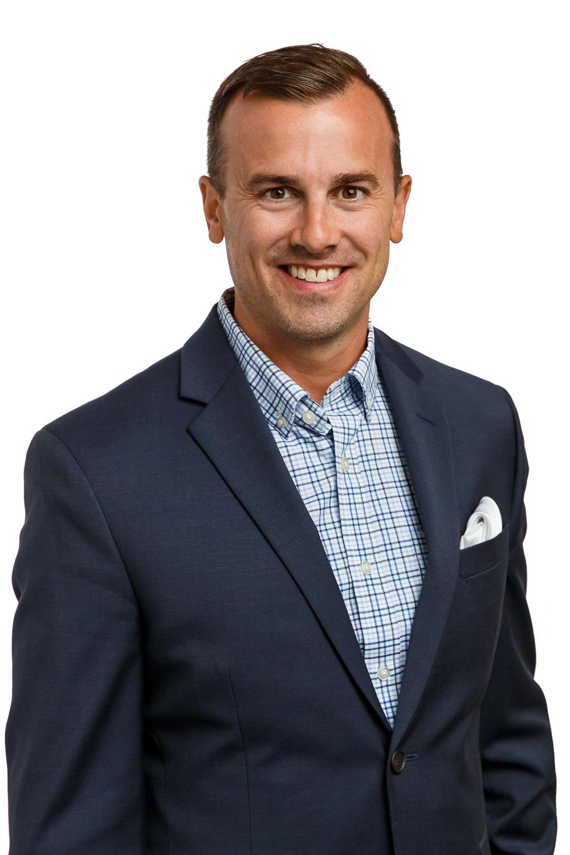 headshot of a businessman on white in ottawa