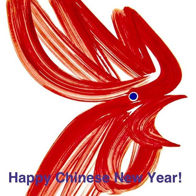 Happy Chinese New Year Everyone!! #yearoftherooster #chinesenewyear #chinesenewyear2017 #chinesenewyearcelebration