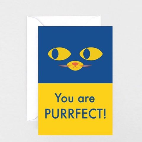 For that someone special! 😍 Check out Louvea greeting card range available at louvea.co.uk  #valentines #cat #catillustration #sweetvalentine #catsofinstagram #sweetheart