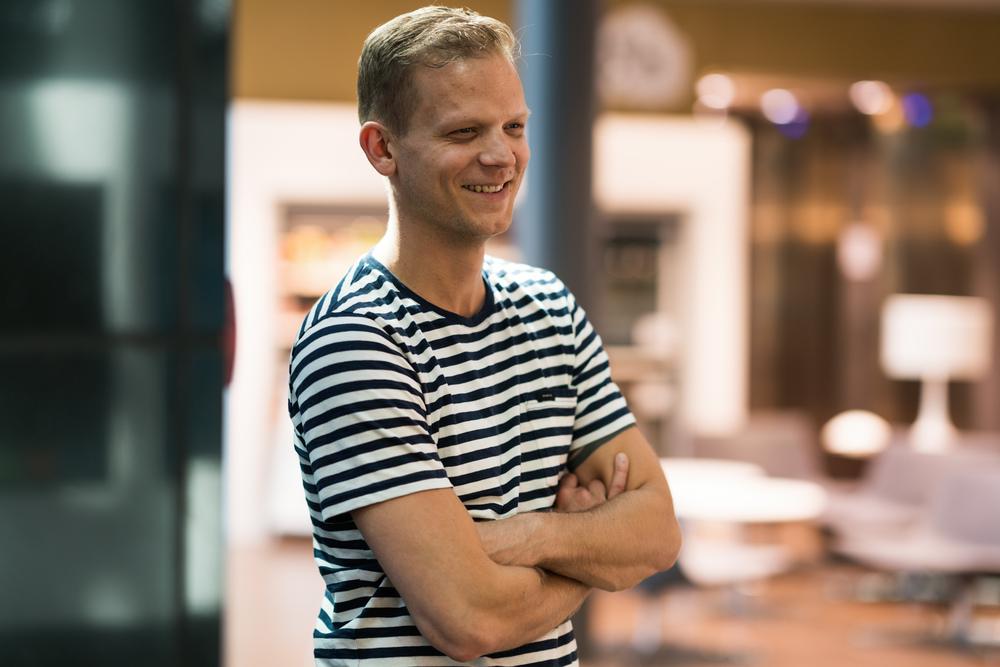 Antti Kaihlanen, CMO