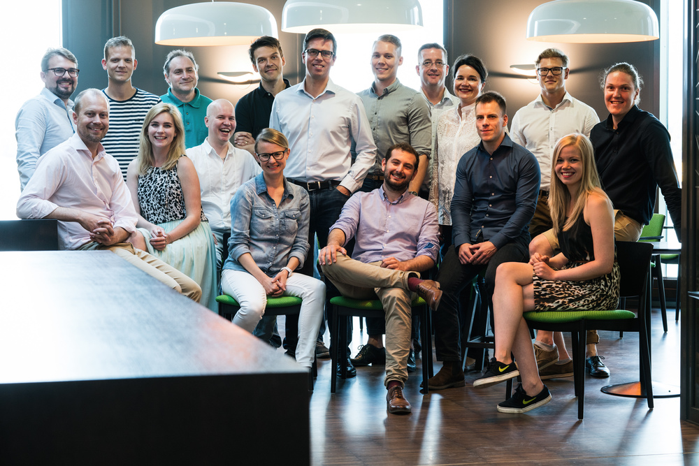 The Invesdor team