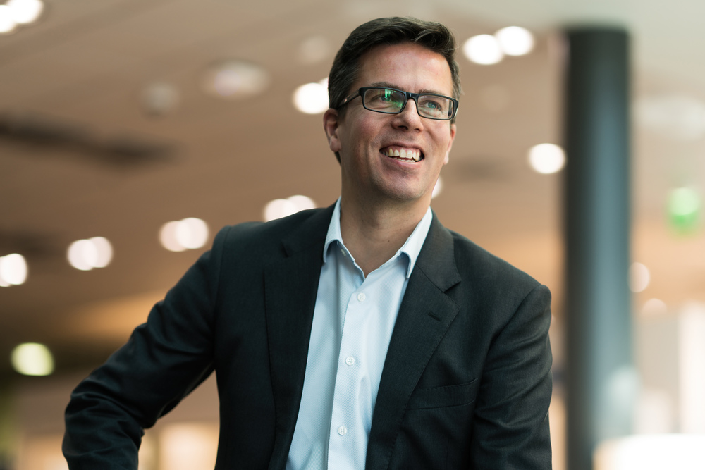 Lasse Mäkelä, CEO and co-founder