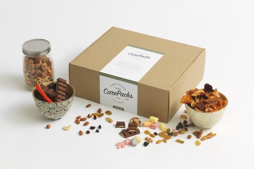 Carepacks - say yes to snacks