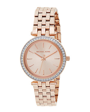 Gorgeous rose gold and under $200!