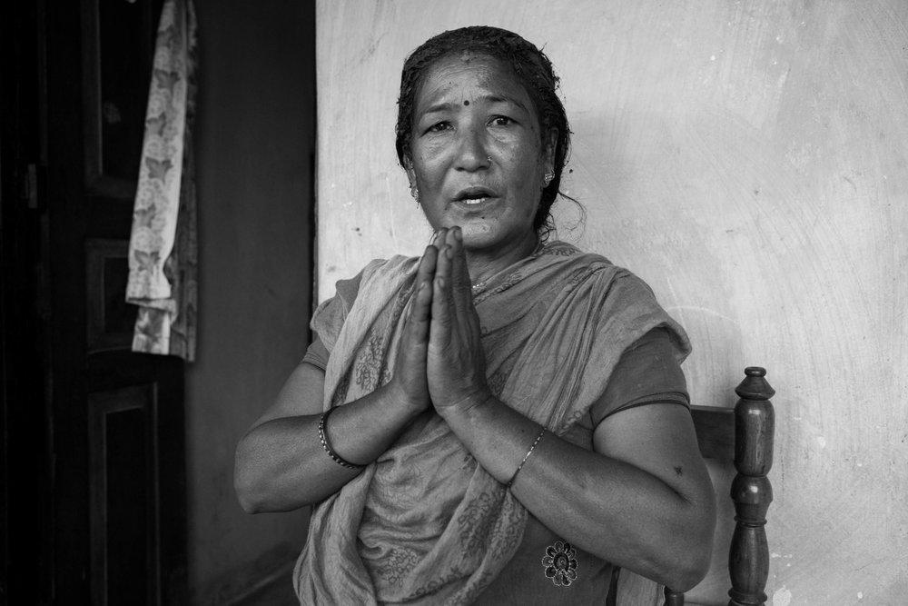 Gurung Aama