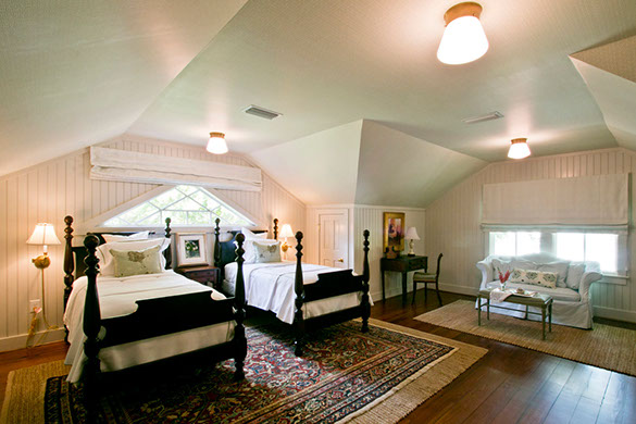 Upstairs Guest Suite