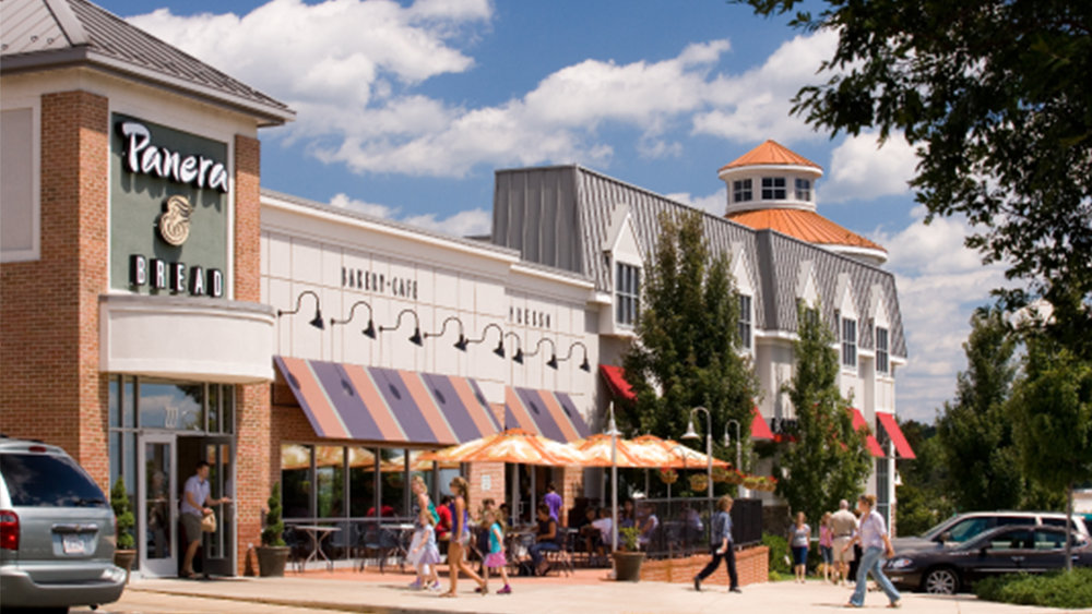 Warrenton Village Center