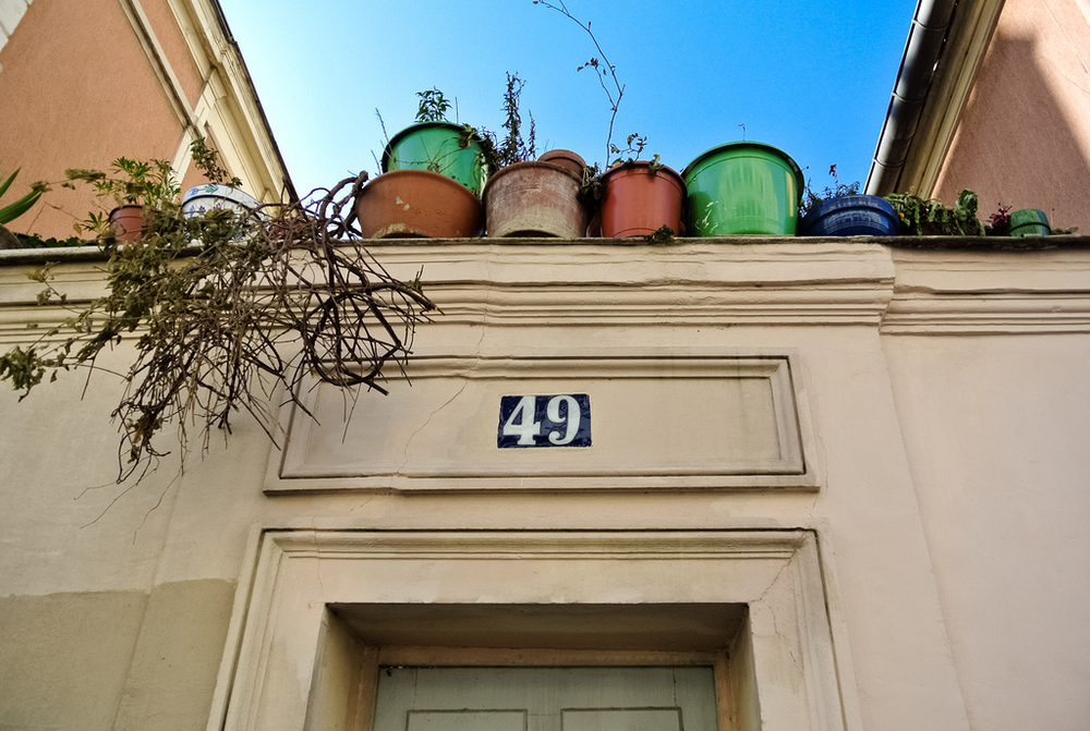 Rue Planchat