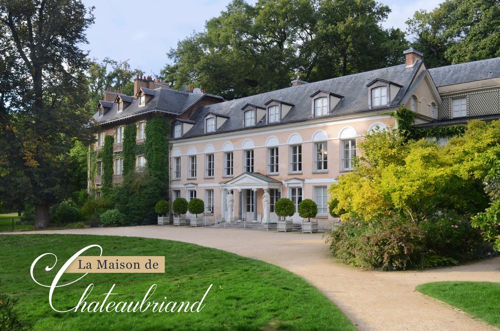La maison de chateaubriand et si on se promenait - Relooking de la maison ...