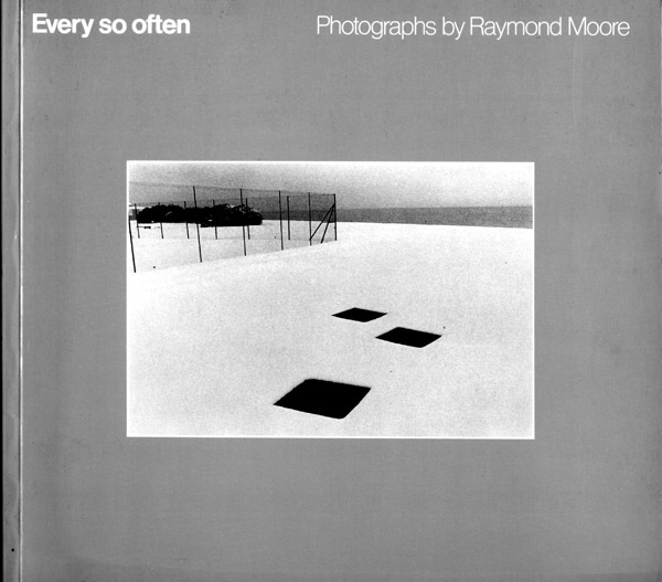 Im very excited to have found this documentary on the much overlooked British photographer Raymond Moore on you tube. The original was shown in 1983 but an old copy was held in the library of Brighton Uni while I was a student. Often, if I was at a loose end (and feeling a bit down about photography) I would sit in the Library and watch it. find it (in 3 parts) here