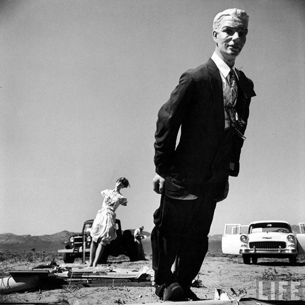 (by Loomis Dean 1955) ( via)