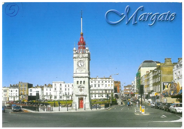 I'm off to do a job in Margate for a few days on Wednesday. Im oddly excited. ( via )