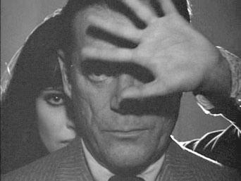 from Alphaville (Dir. Jean Luc Godard)
