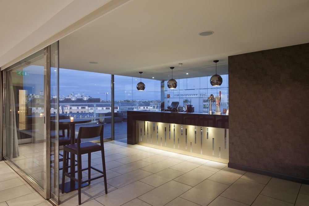 Bar Area @ SKYbar Edinburgh