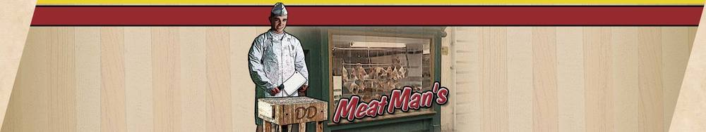 DeMars Foods | MeatMan's marinades, rubs, mustards, BBQ sauces, salsas, and chef hooks