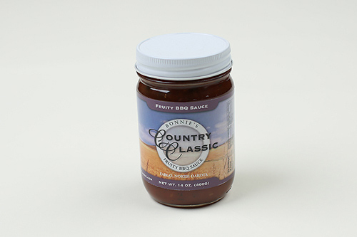 Bonnie's Country Classic Fruity BBQ Sauce
