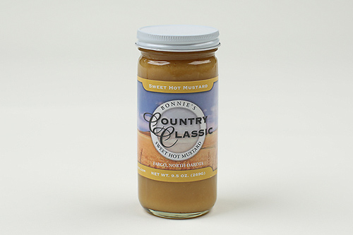 Bonnie's Country Classic Sweet Hot Mustard