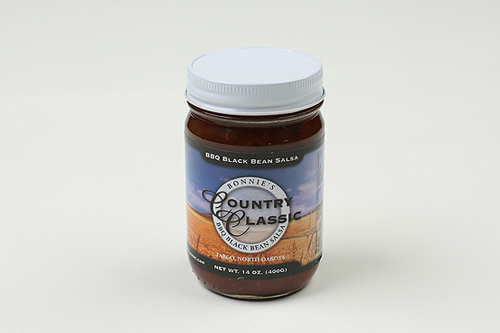 Bonnie's Country Classic BBQ Black Bean Salsa