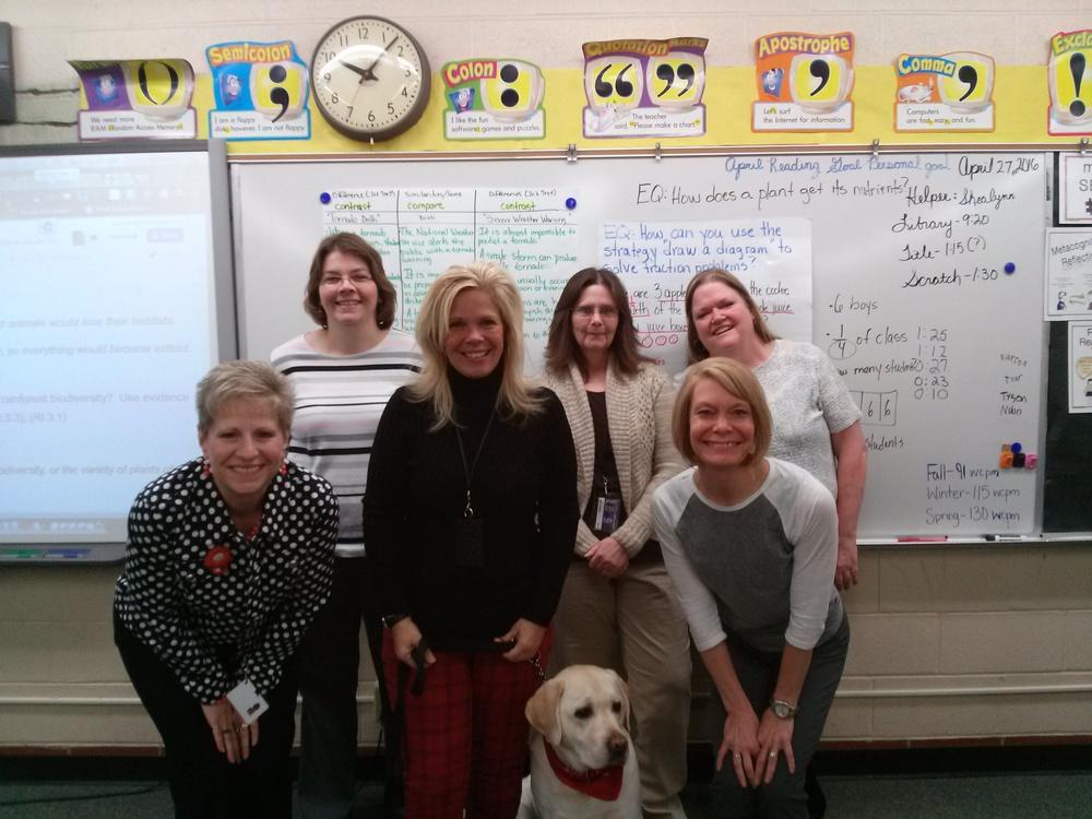 Third Grade Team (Camanche Elementary)