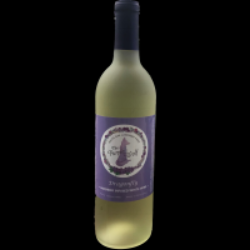 NEW RELEASE! Dragonfly A slightly sweeter lavender infused white wine.