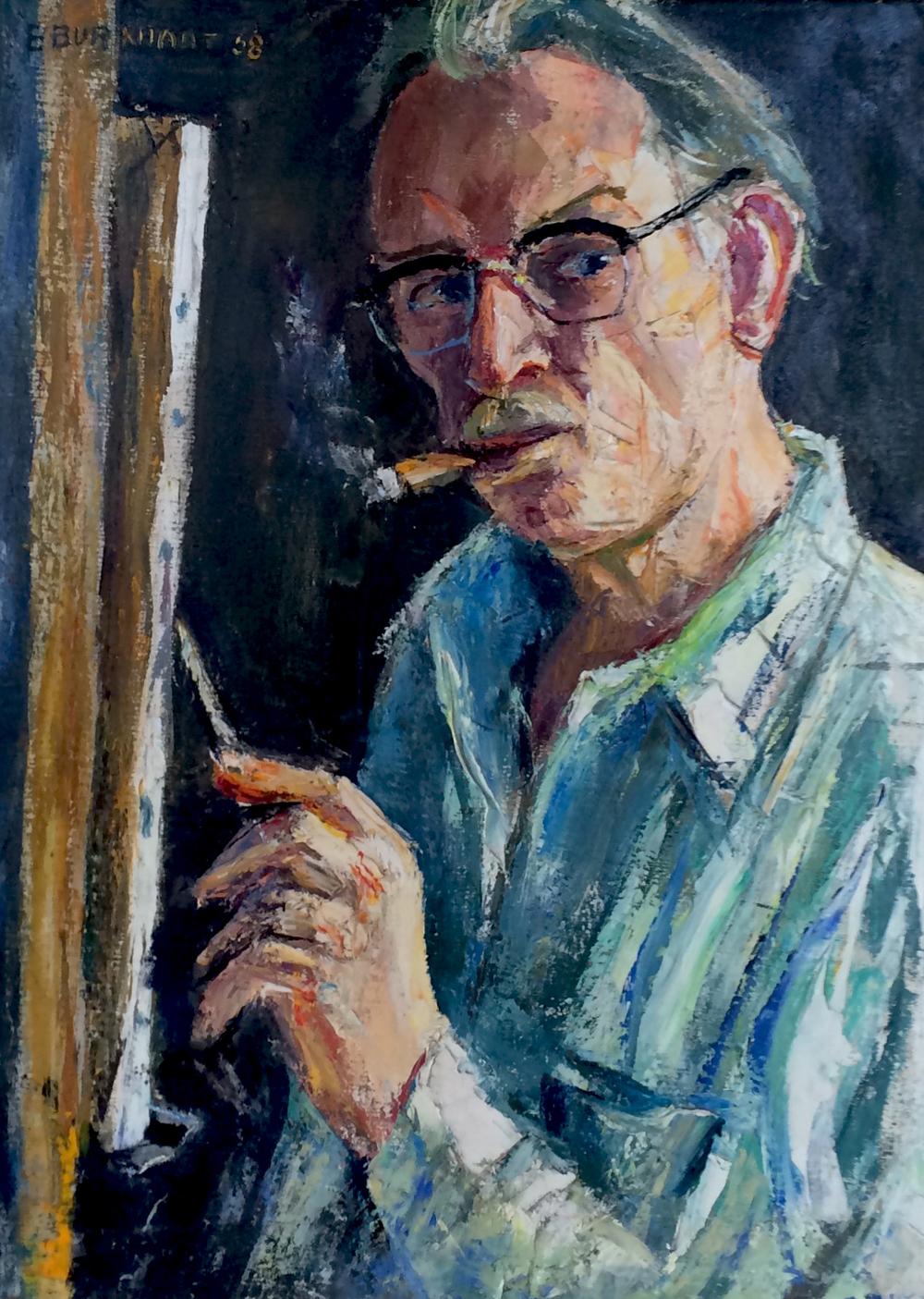 Emerson Burkhart