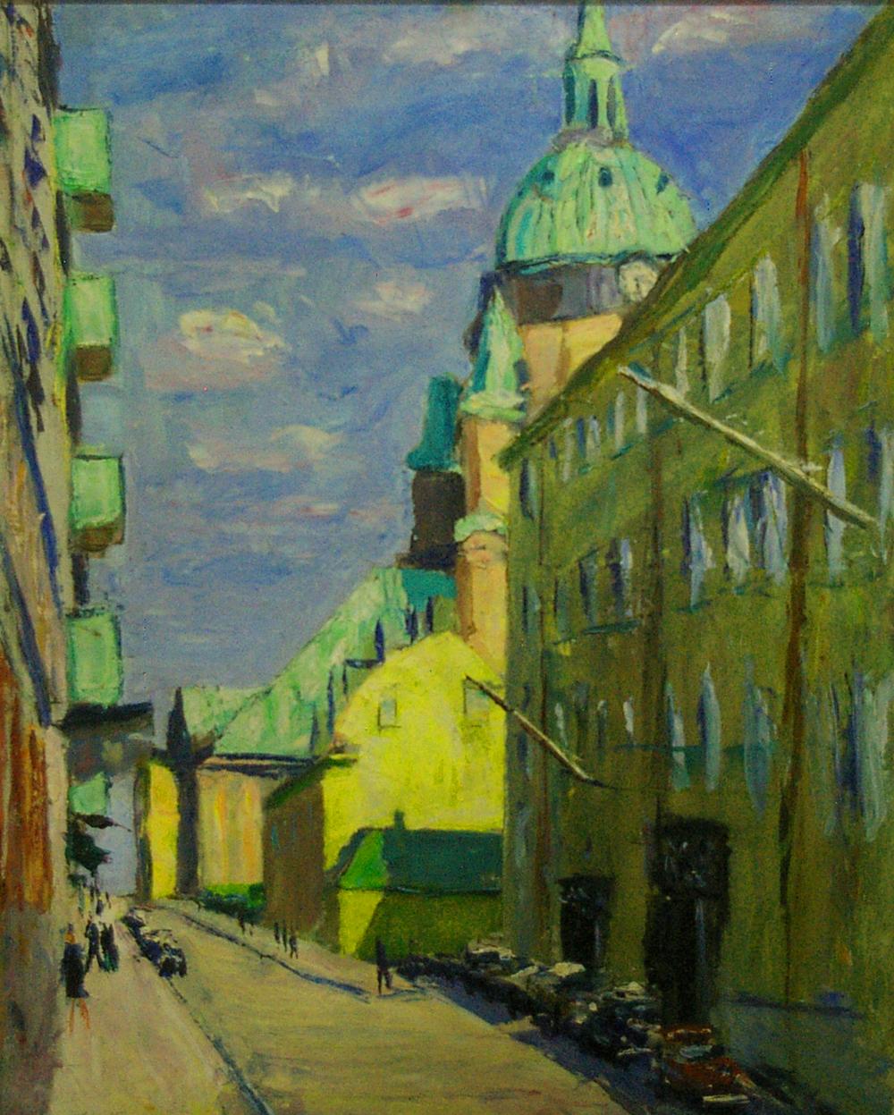 Emerson Burkhart, 'Melman Hotel, Stockholm, Sweden'
