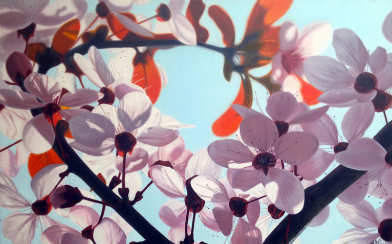 'Cherry Blossoms' $2,200