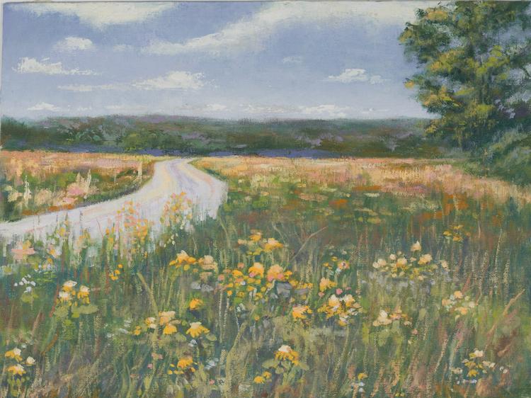 Wildflower Meadow - SOLD
