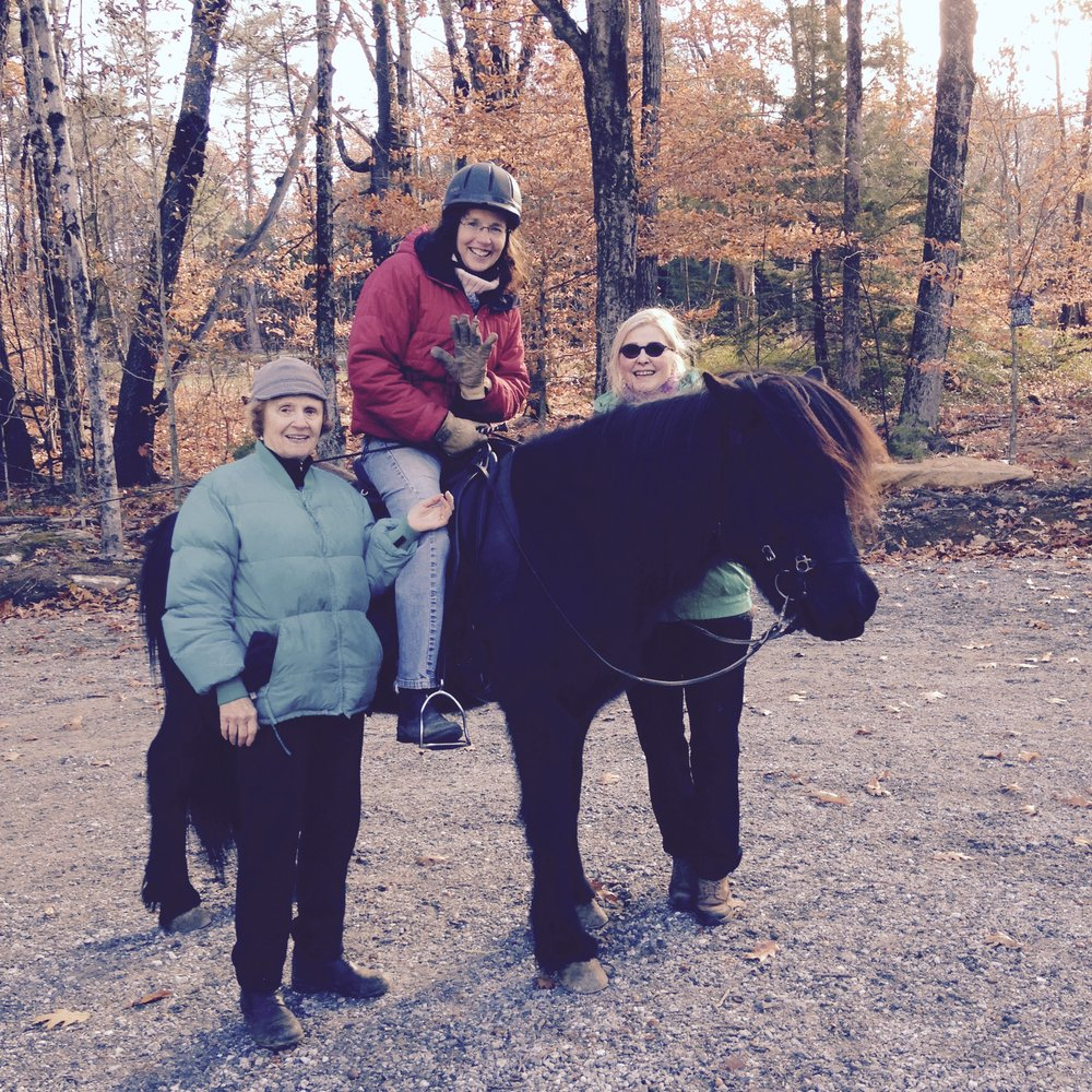 Freyr, Helga, Beth and Esther