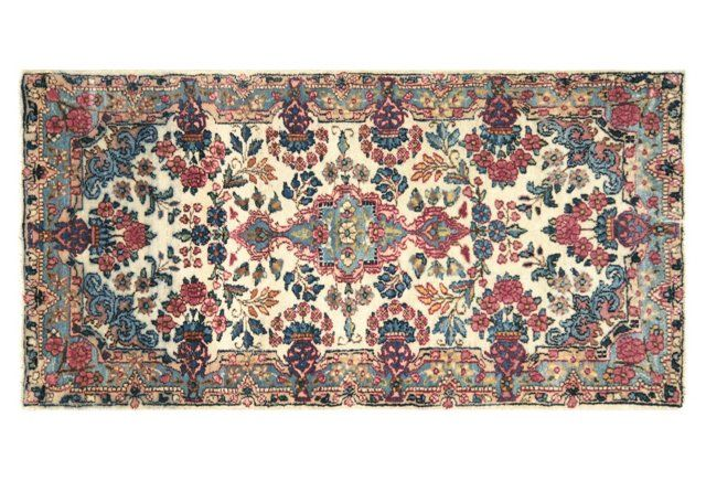 Persian Kerman Rug $389.00 One Kings Lane