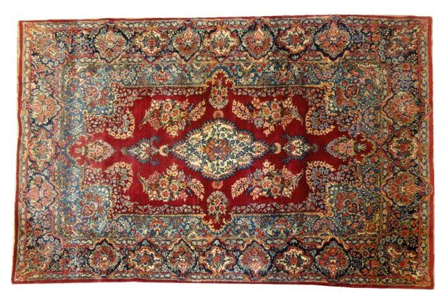 Afshar Persian Rug, One Kings Lane $1,525.00
