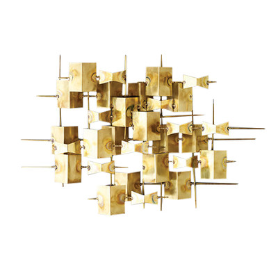 Brass Wall Decor WayFair $449.00