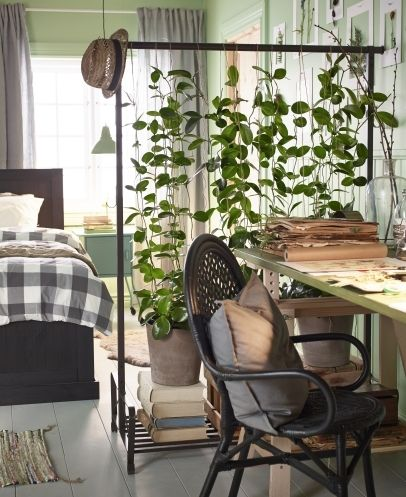 Create a Bedroom in a Studio Apartment