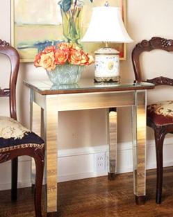 BHG Art Deco Side Table