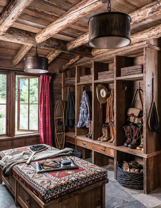 Rustic Design by Ansel Haus
