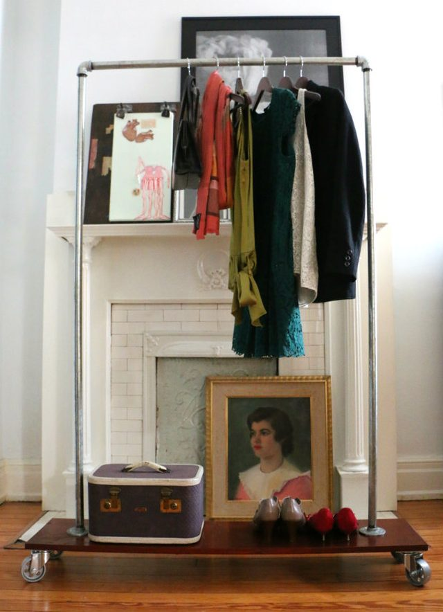 EHow Loft Style Coat Rack