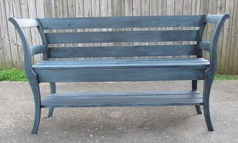 Repurposed Life Bench