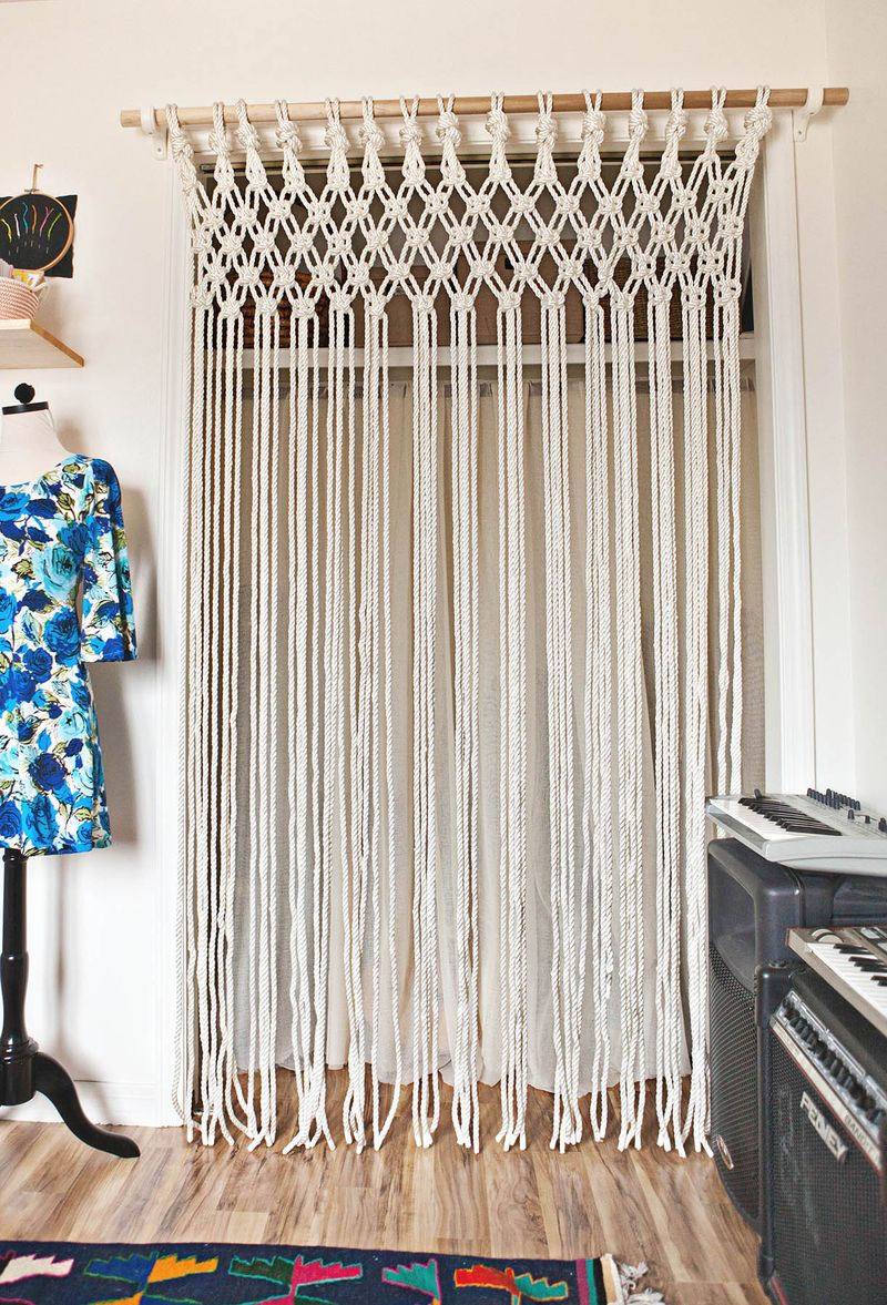 A Beautiful Mess Curtain