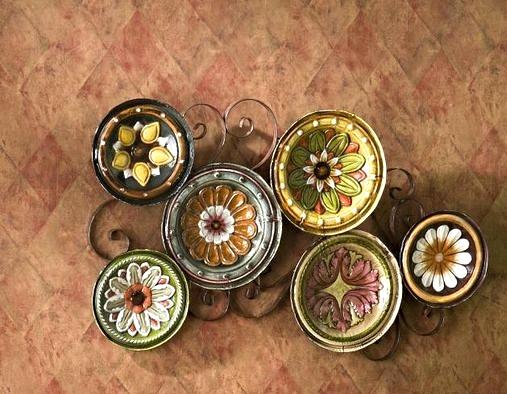 Hang Festive Plates