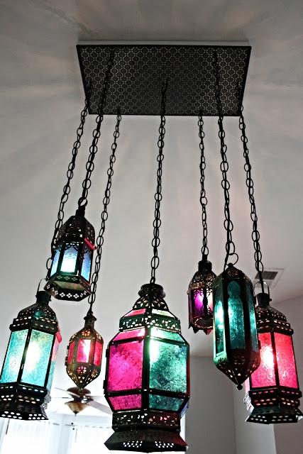 IndieFashion DIY Lantern