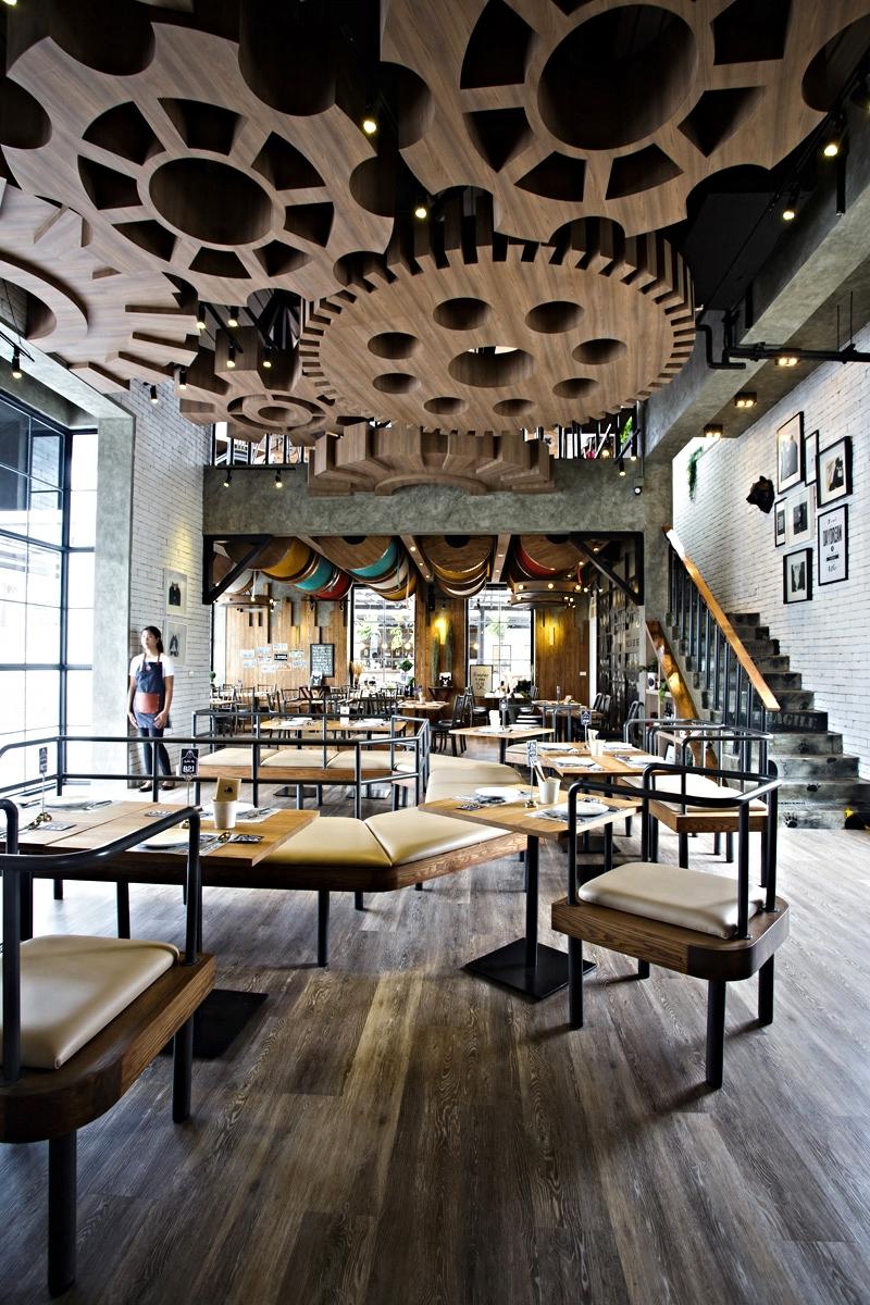 Villa De Bear Restaurant BangKok