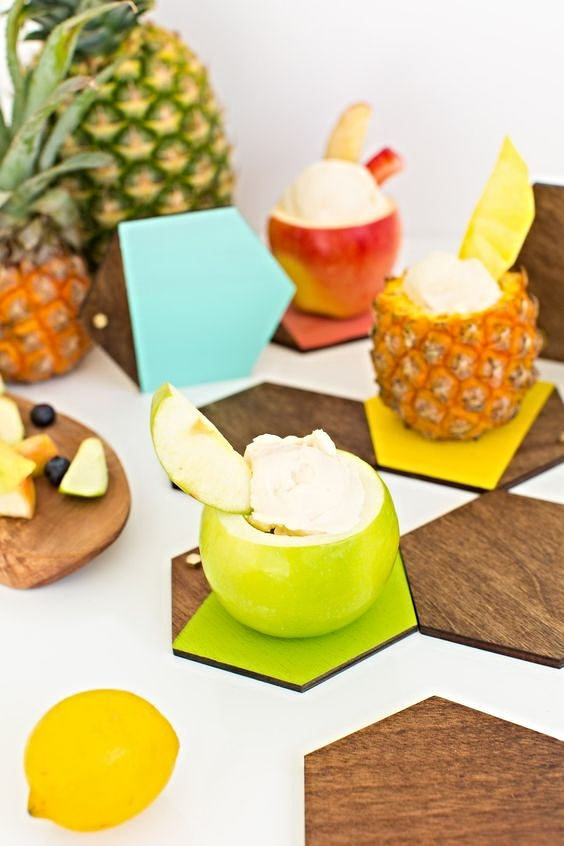 Sugar&Cloth DIY Coasters