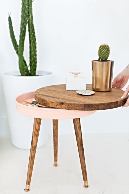 Sugar&Cloth DIY Table