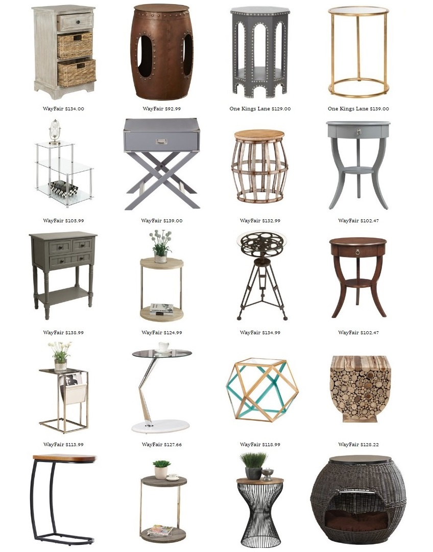 2017 decor trends simplyfae for Modern home decor for less